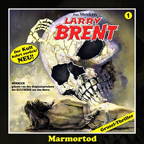 Marmortod audiobook cover art