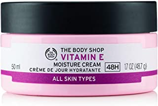 The Body Shop Face Moisturizing Cream Vitamin E, 50 Ml