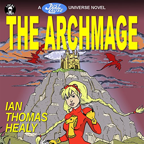 The Archmage audiobook cover art