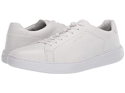 Calvin Klein Falconi (White Tumbled Smooth) Men