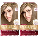 Best Box Hair Colors - L'Oreal Paris Excellence Creme Permanent Hair Color, 7.5A Review