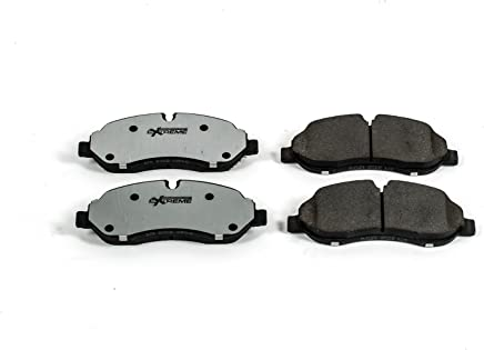 PROFORCE SMD1083 Semi Metallic Disc Brake Pads Set Both Left and Right Front