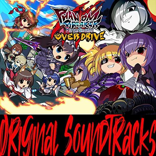Game'PHANTOM BREAKER:BATTLEGROUNDS OVERDRIVE'Original Soundtracks