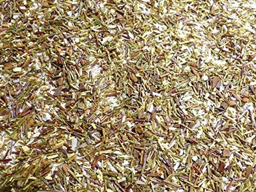 Kokos Zimt Grüner Rooibos Tee Naturideen® 100g (koffeinfreier unfermentierter Rooibos-Tee mit Kokosflocken und Zimtstücken sowie Kokos-Zimt-Aroma)
