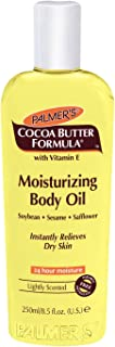 Palmer's Cocoa Butter Moisturizing Body Oil with Vitamin E | 8.5 Ounces
