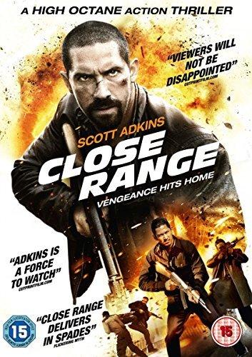 Close Range [DVD] by Scott Adkins