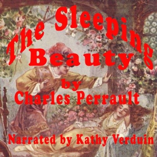 Sleeping Beauty audiobook cover art