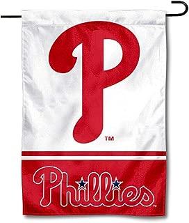 WinCraft Philadelphia Phillies Double Sided Garden Flag