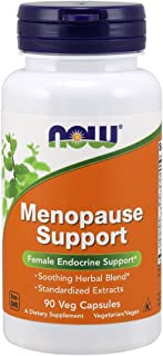 NOW Menopause Female Endocrine Support, 90 Veg Capsules