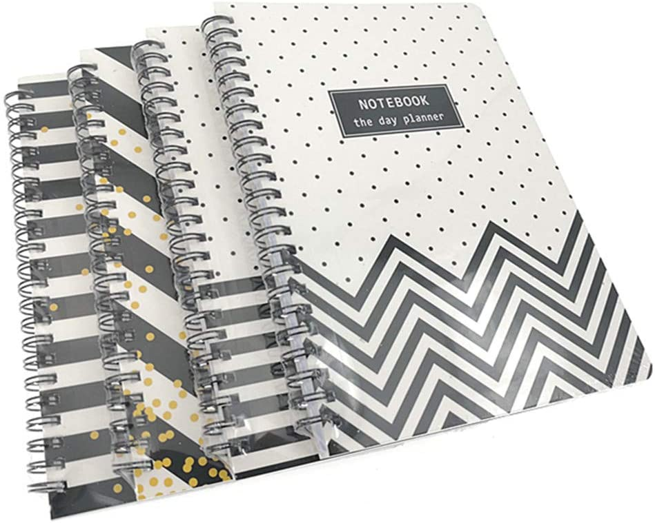 ALIMITOPIA Spiral Notebook Joural Wirebound No Ruled 4 New product! New type years warranty Book Sketch