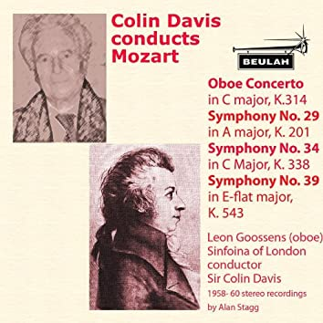 Colin Davis Conducts Mozart