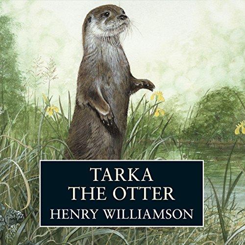 Tarka the Otter audiobook cover art