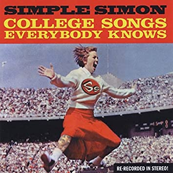 College Songs Everybody Knows