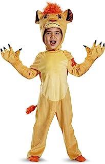 Disney Junior Kion Lion Guard Deluxe Toddler Boys' Costume