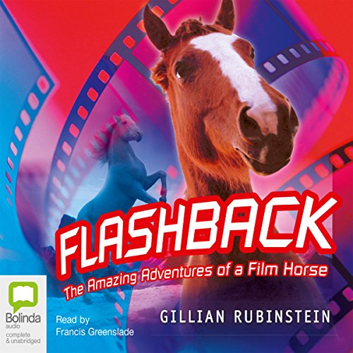 Flashback audiobook cover art