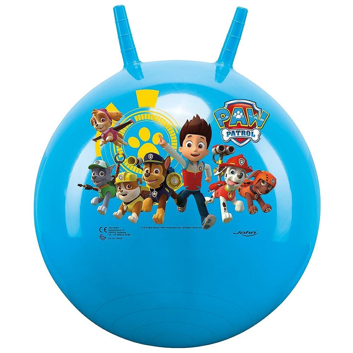 John 59546 Paw Patrol Space Hopper, Hopper Ball, Bouncing Ball - reflatable - Fitness for Kids