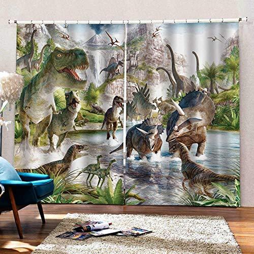 cortinas habitacion niño animales