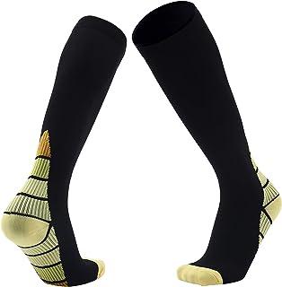 GOCUODE Compression Socks Athletics Socks for Men&Women