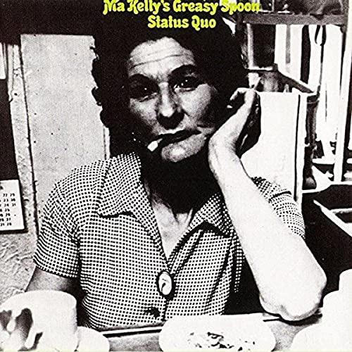 Status Quo: Ma Kelly's Greasy Spoon (180g) [Vinyl LP] (Vinyl)