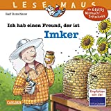 LESEMAUS 121: Ich hab einen Freund, der ist Imker (121) - Ralf Butschkow