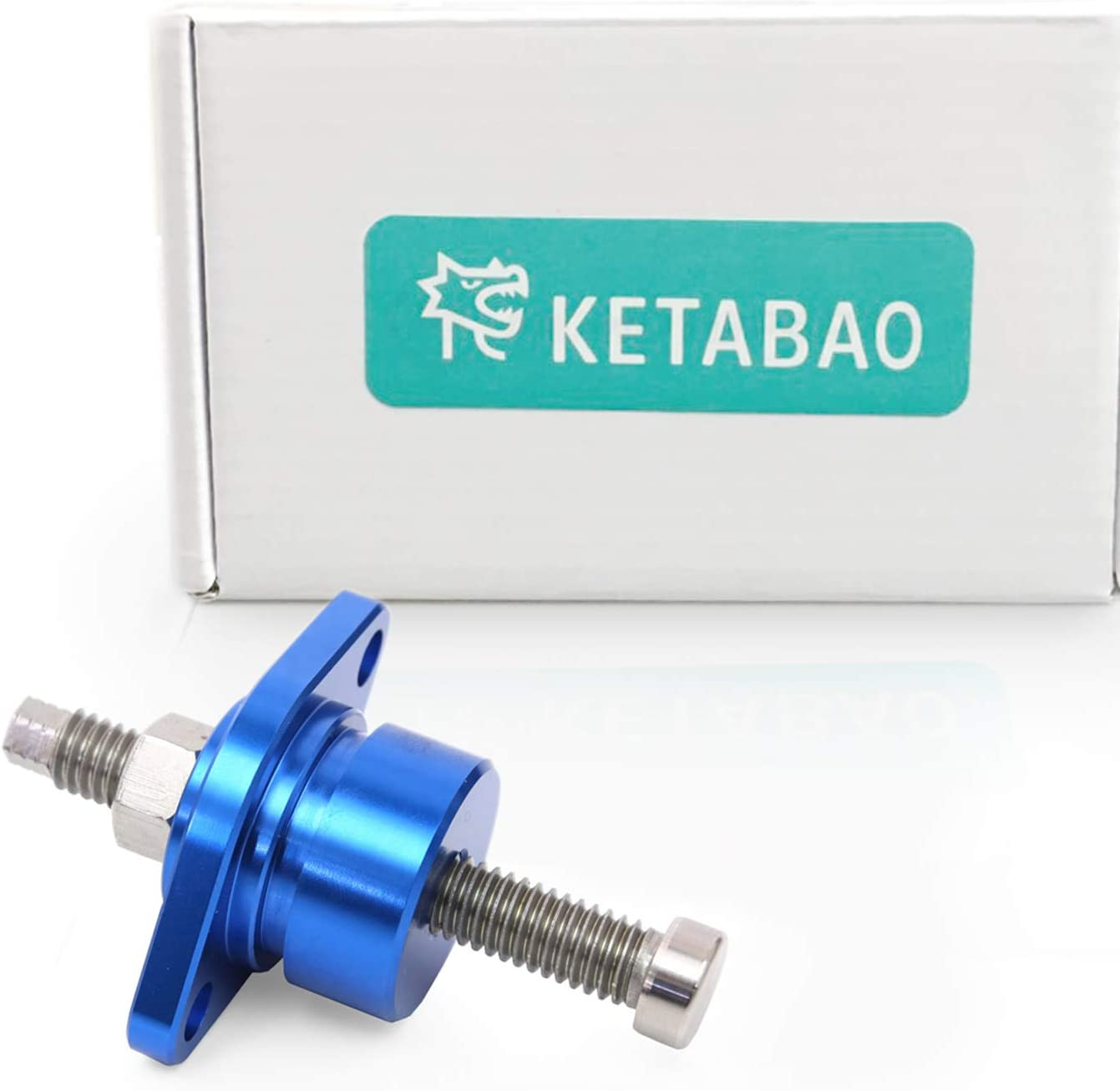 KETABAO security Blue Billet Cam Chain with Compatible Adjuster Tensioner Max 76% OFF