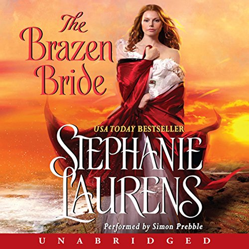 The Brazen Bride audiobook cover art