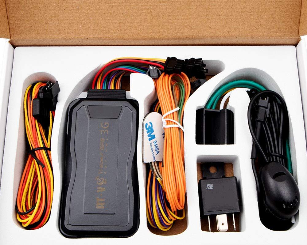 Localizador Gps para coche antirrobo: Amazon.es: Electrónica
