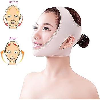Natürliche Maske zum Abnehmen des Gesichts