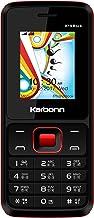 Karbonn K19 Rock (Black-Red)