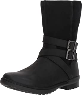 UGG Australia Mujer Lorna Waterproof Leather Suede Botas