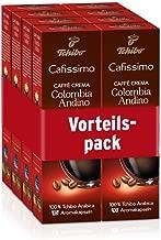 Tchibo Cafissimo Ländersorten Caffè Crema Colombia Andino 80 Capsules