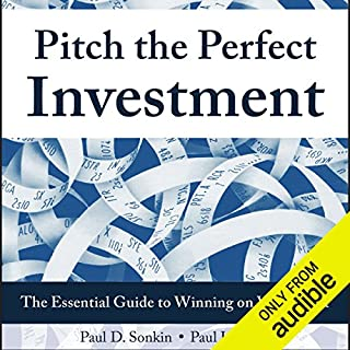 Pitch the Perfect Investment Titelbild