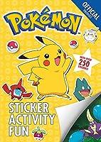 The Official Pokémon Sticker Activity Fun