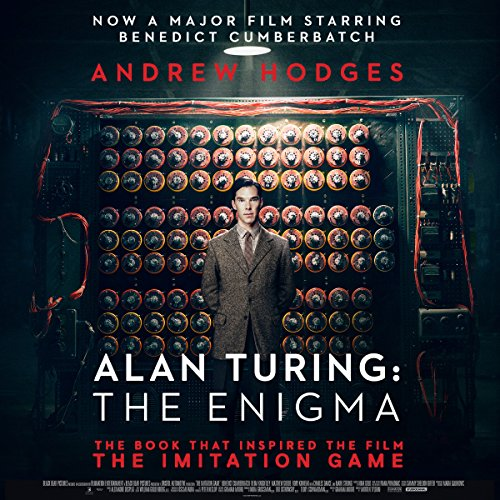 Alan Turing: The Enigma audiobook cover art