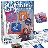 What you get – Frozen 2 matching game comes with 72 tiles and instructions. Clear instructions – Easy to learn with a clear instruction manual. Learn to play in less than five minutes! Develops critical skills – this game helps preschoolers practice ...