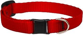 Lupine Cat Collar Basics, Red, 1/2 inch
