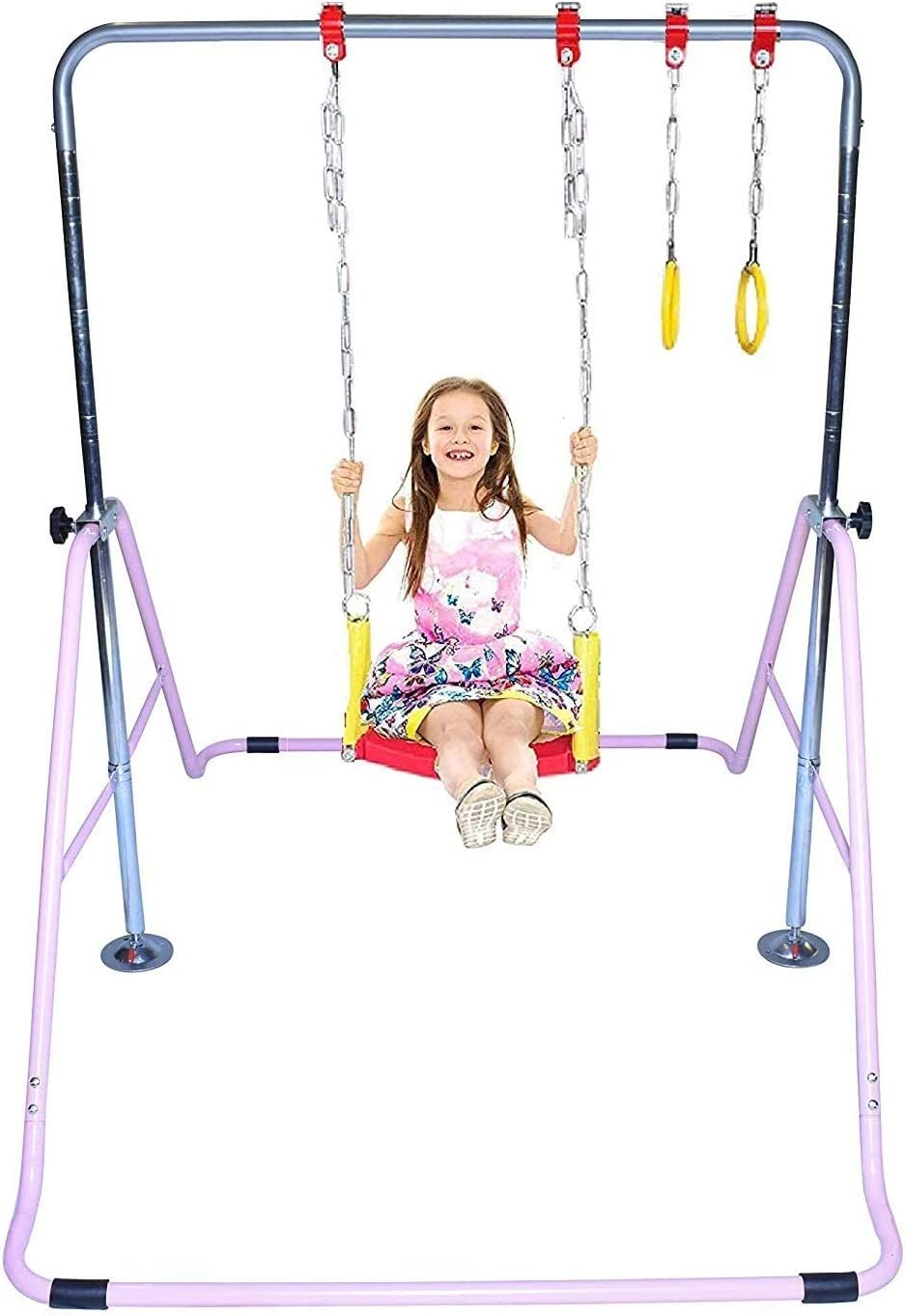 KidsJungle Popular shop is the lowest price challenge Kids Jungle Gym 3 in Gymnastics Monkey Clearance SALE Limited time Bar 1 S Deluxe