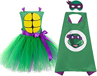 toddler girl tmnt costume