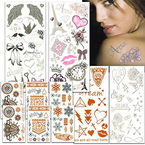La mejor comparación de Tattoo Mujer disponible en línea. 3