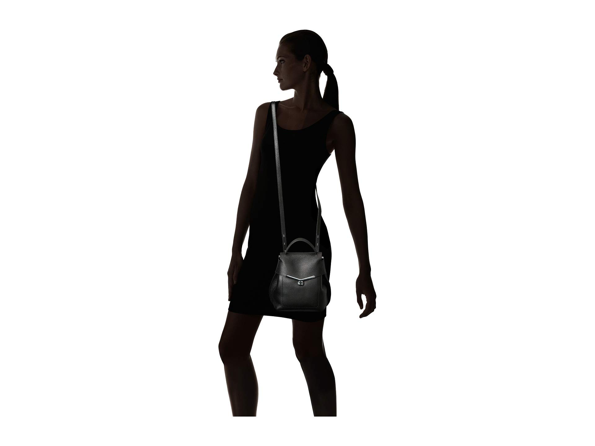 Black Botkier Backpack Valentina Mini Wrap gTwqgrIa