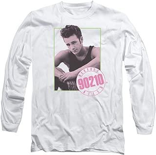 Long Sleeve: Beverly Hills 90210 - Dylan Longsleeve Shirt Size S