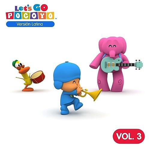 Jugando a los Disfraces de Pocoyo en Amazon Music - Amazon.es
