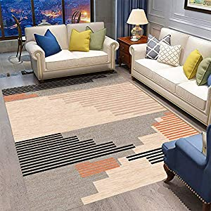 Baby Room Rug, Nursery Rug, Living Room Rug,Anti-Slip Easy Care, Suitable for Bedroom Living Room Salon Gym Yoga etc.