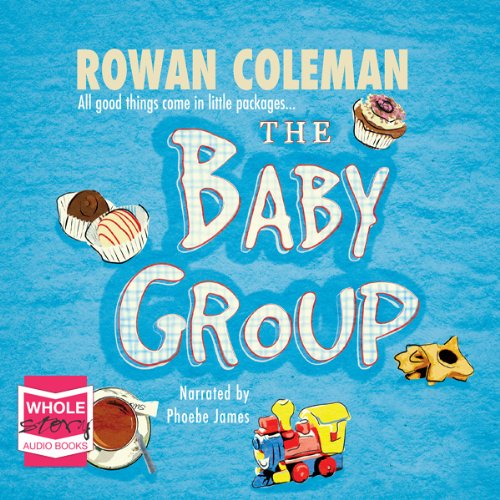 The Baby Group audiobook cover art