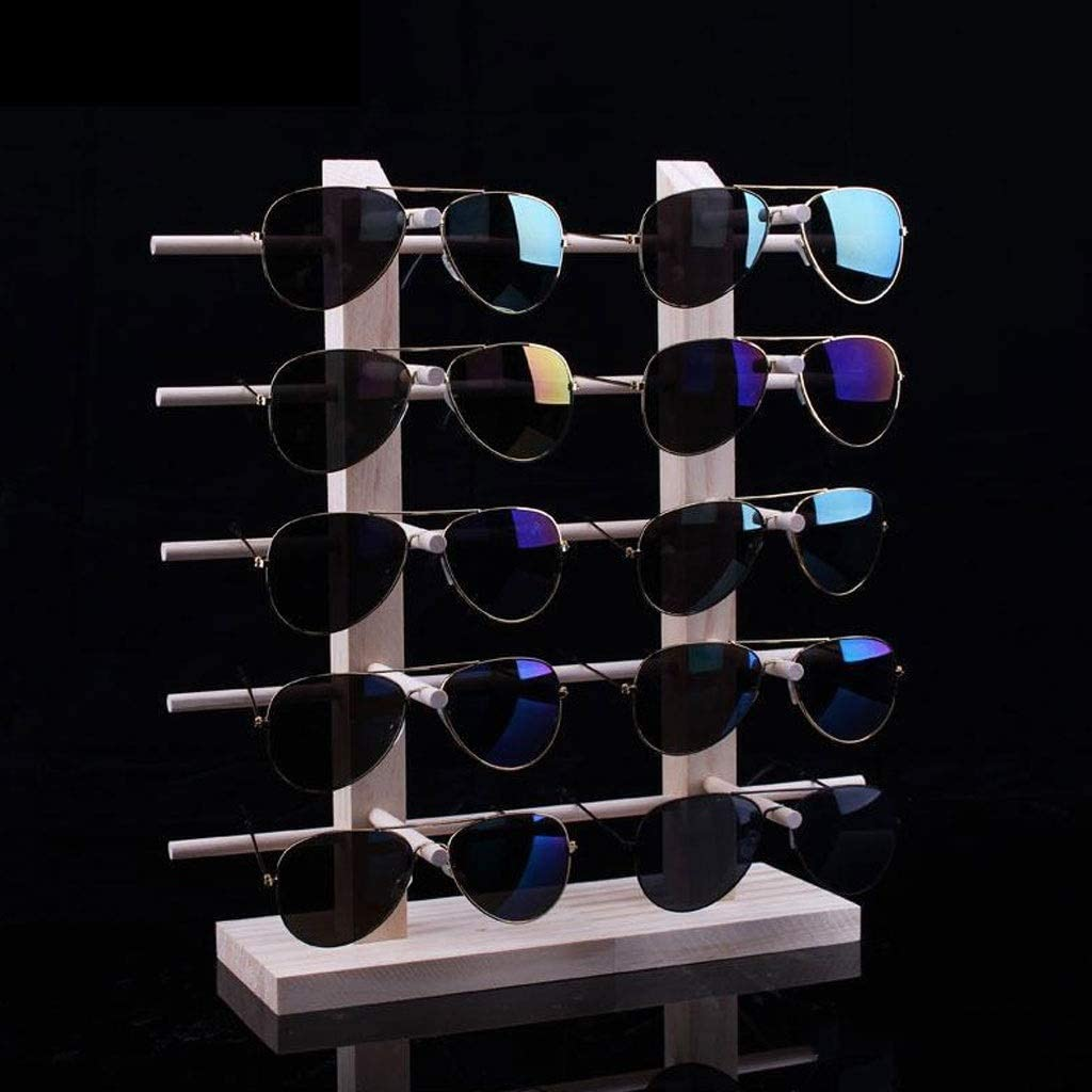CJshop Special price Milwaukee Mall Sunglasses Rack Holder Exquisite Multifunctional Sunglass