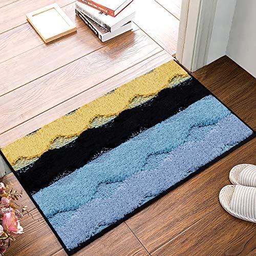 DYD Indoor Doormat Front Door Rug 20 x32 Absorbent Machine Washable Inside Door Mat Non Slip product image
