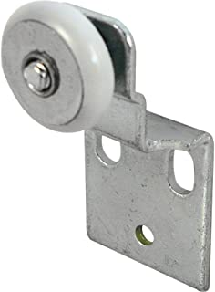 Prime-Line Products N 6517 Closet Door Roller with 1/2-Inch Offset and 3/4-Inch Nylon Wheel,(Pack of 2)