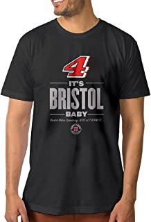 NASCAR Kevin Harvick It's Bristol Baby Men's Fitted T-shirts Special Design