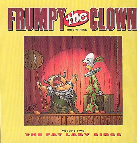 Frumpy The Clown Volume 2: The Fat Lady Sings