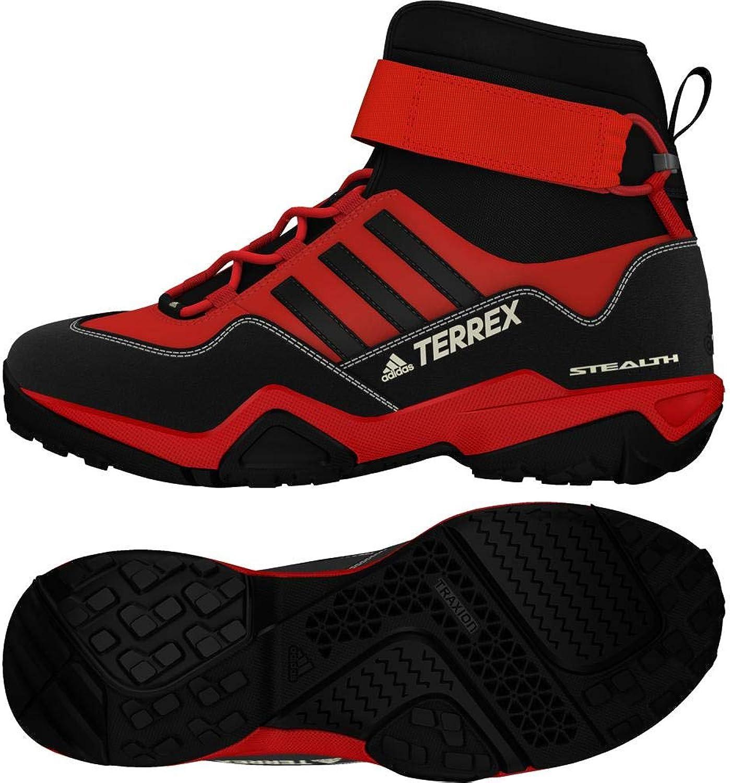 Adidas Herren Terrex Hydro_lace Trekking- & Wanderstiefel Schwarz 47.3 EU B073RHWQVM Zuverlässiger Ruf